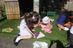 A Visit From Trinity Primary School 2